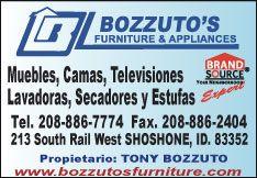 Bozzuto's Furniture & Appliances