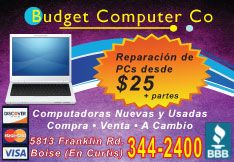 Budget Computer Co.