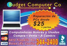 Budget Computer Co.