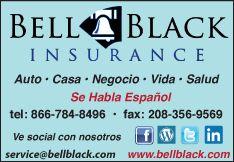 Bell Black Insurance