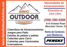 Idaho Outdoors Solutions
