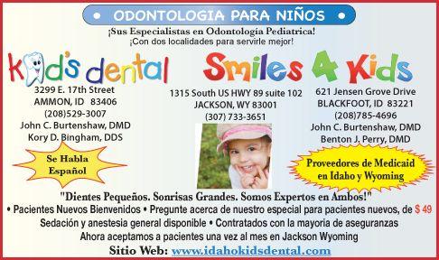 Kid's Dental - Smiles 4 Kids