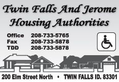 Twin Falls and Jerome Housing Authorities
