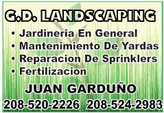 G.D. Landscaping