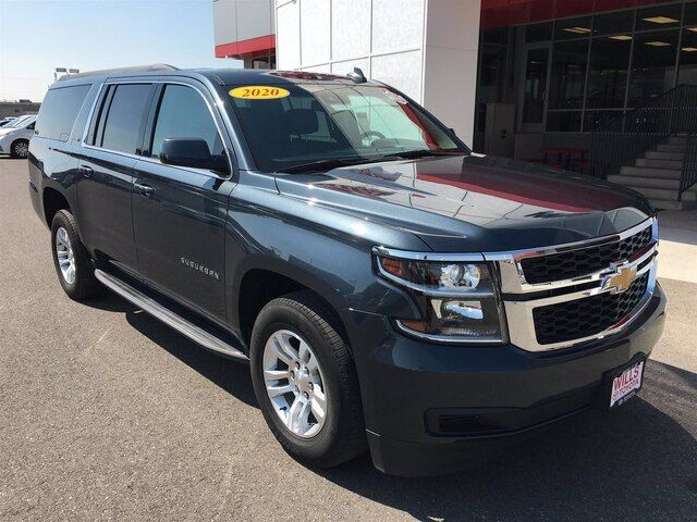 2020 - Chevrolet - Suburban - $47,955
