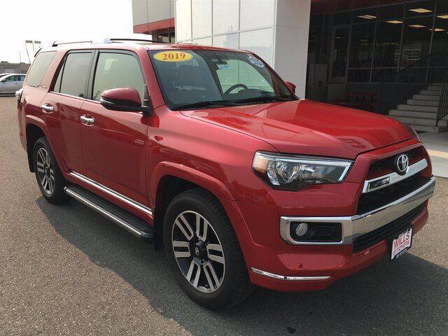 2019 - Toyota - 4Runner - $44,987