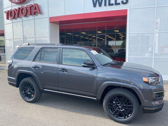 2021 - Toyota - 4Runner - $49,289