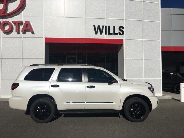 2021 - Toyota - Sequoia - $66,548