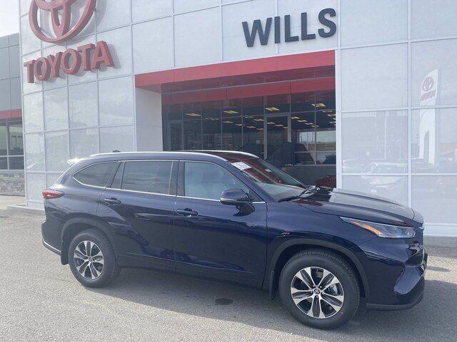 2021 - Toyota - Highlander - $44,427