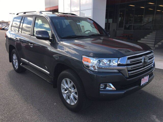 2016 - Toyota - Land Cruiser - $58,398