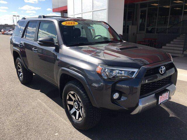 2018 - Toyota - 4Runner - $41,987
