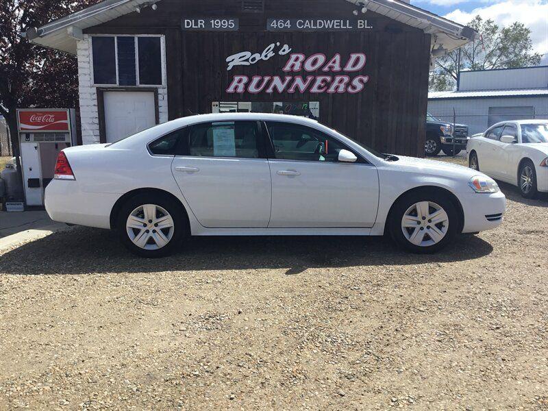 2010 - Chevrolet - Impala - $5,995