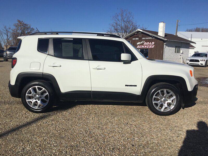 2017 - Jeep - Renegade - $14,995