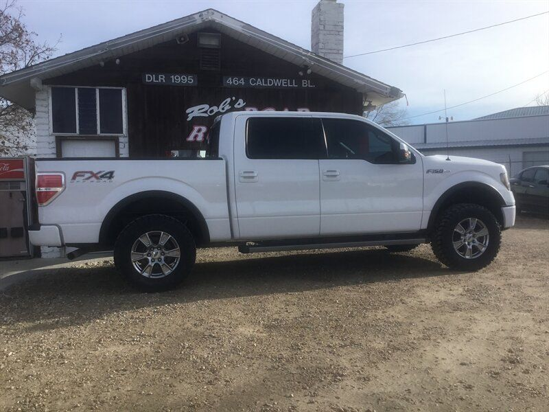 2012 - Ford - F-150 - $19,995