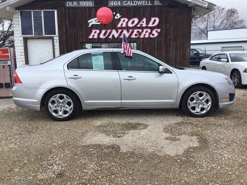2010 - Ford - Fusion - $4,795