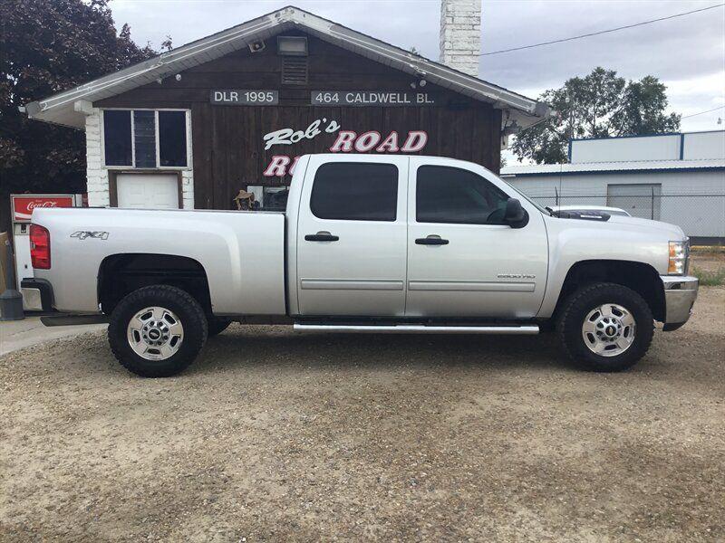 2013 - Chevrolet - Silverado 2500 - $20,995