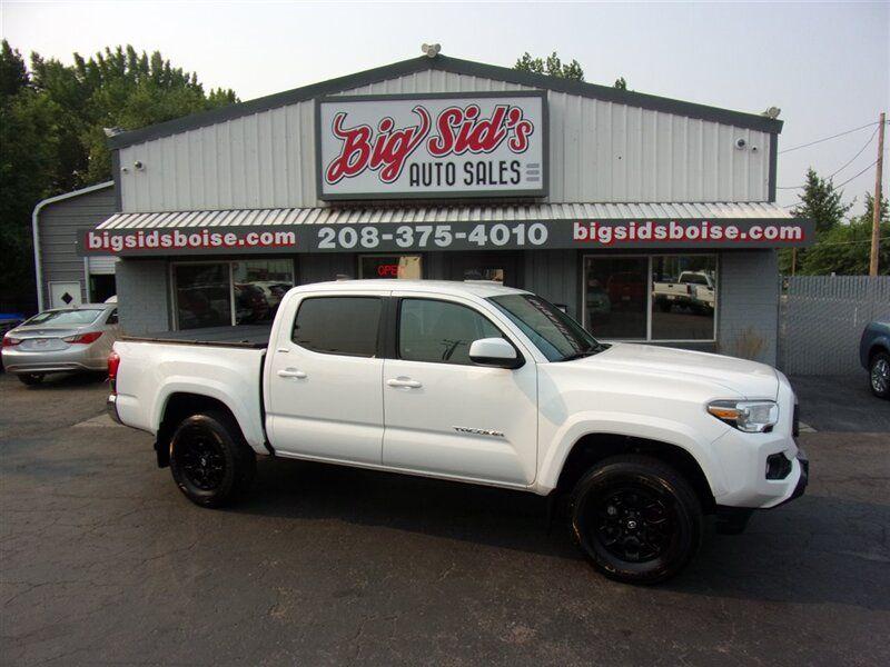 2020 - Toyota - Tacoma - $44,450