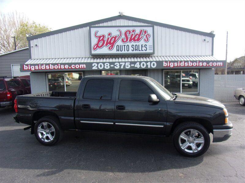 2005 - Chevrolet - Silverado 1500 - $15,950
