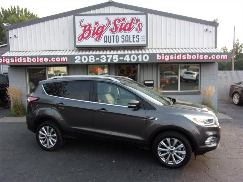 2017 - Ford - Escape - $19,750