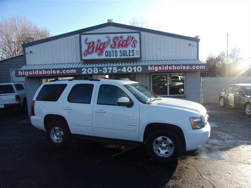 2012 - Chevrolet - Tahoe - $19,750