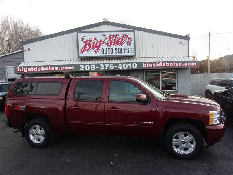 2013 - Chevrolet - Silverado 1500 - $19,950