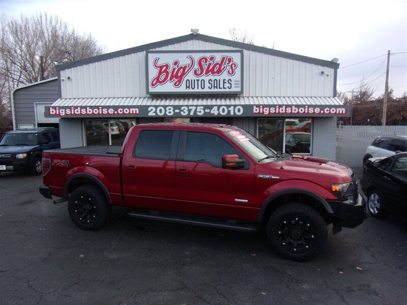 2014 - Ford - F-150 - $27,250