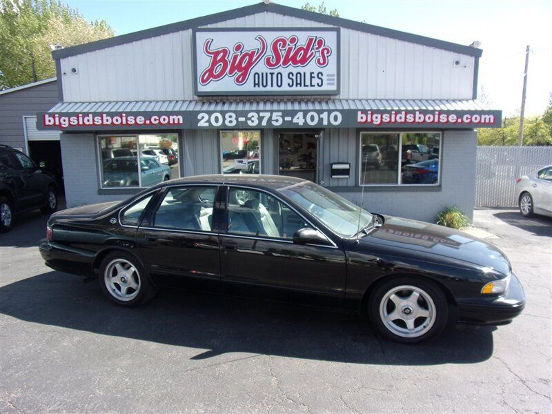 1995 - Chevrolet - Impala - $13,950