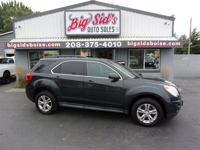 2014 - Chevrolet - Equinox - $13,750