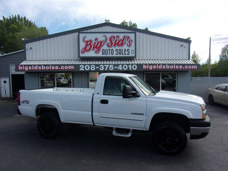 2006 - Chevrolet - Silverado 2500 - $24,450