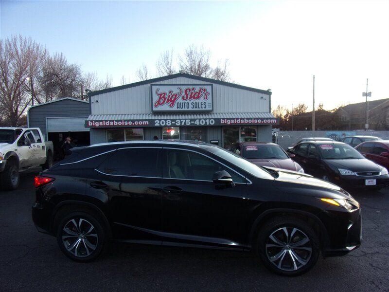 2016 - Lexus - RX - $29,750