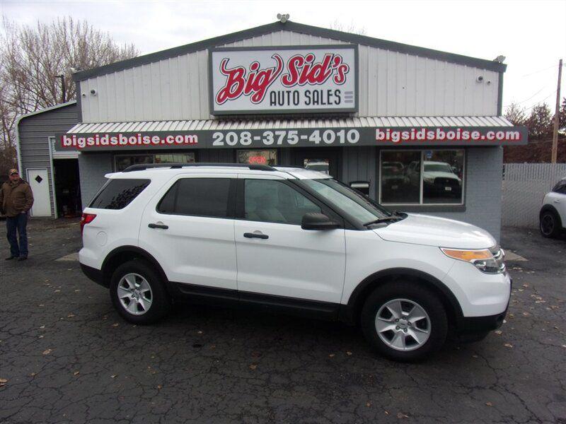 2013 - Ford - Explorer - $15,450