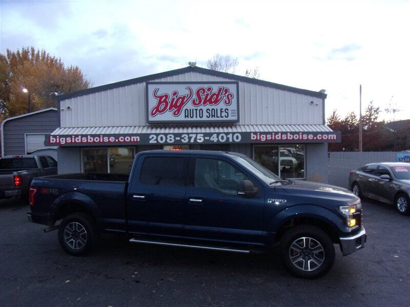 2016 - Ford - F-150 - $27,450