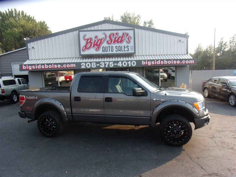 2014 - Ford - F-150 - $22,950