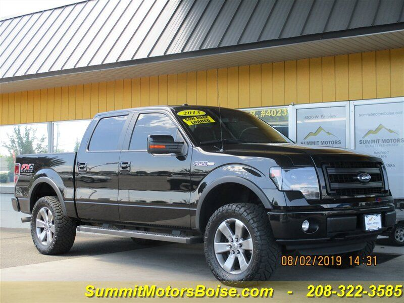2013 - Ford - F-150 - $24,900