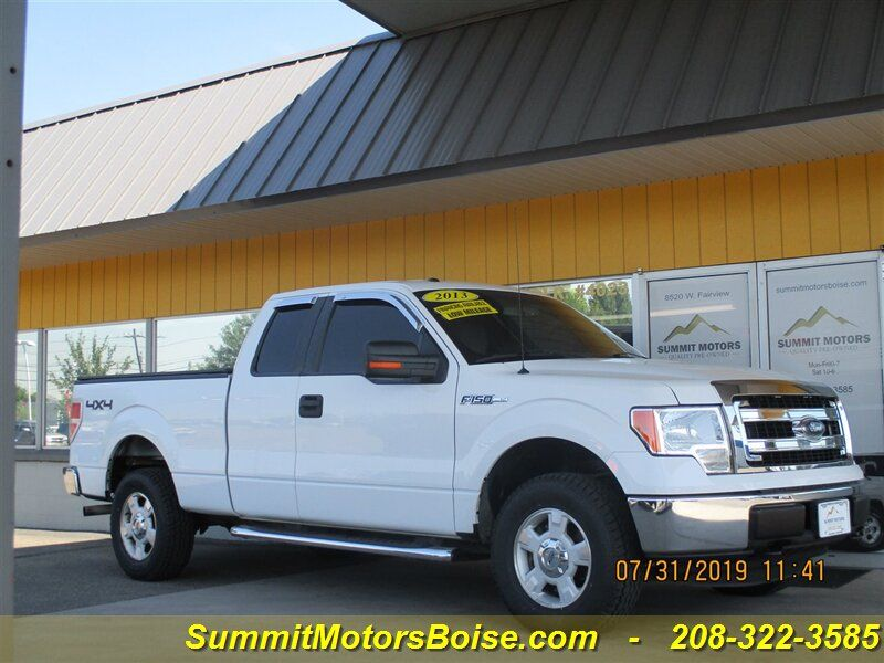 2013 - Ford - F-150 - $22,900