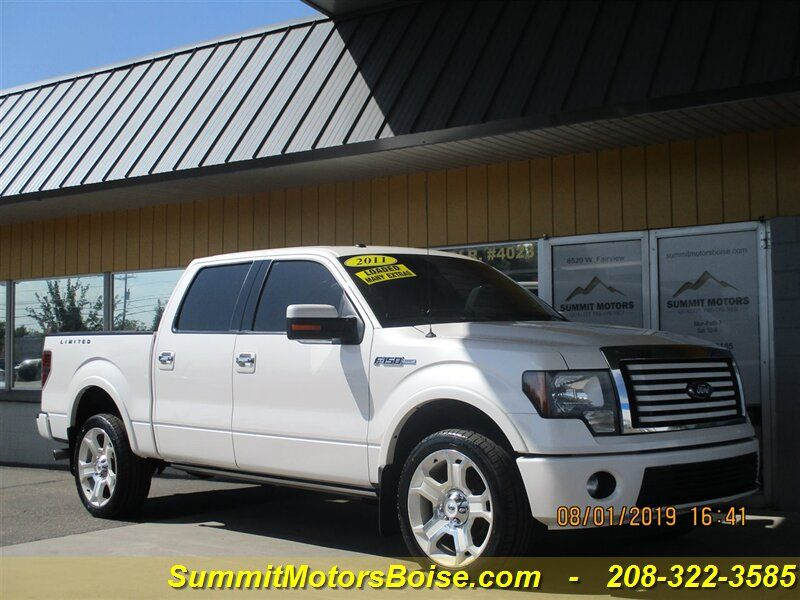 2011 - Ford - F-150 - $21,900
