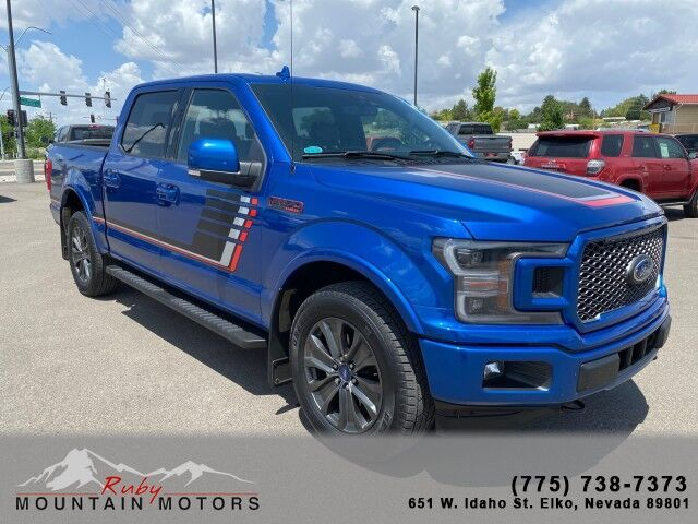 2018 - Ford - F-150 - $46,995