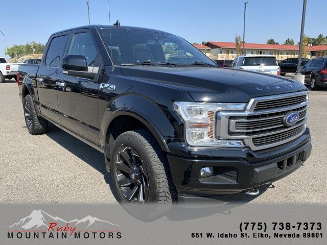 2018 - Ford - F-150 - $52,995