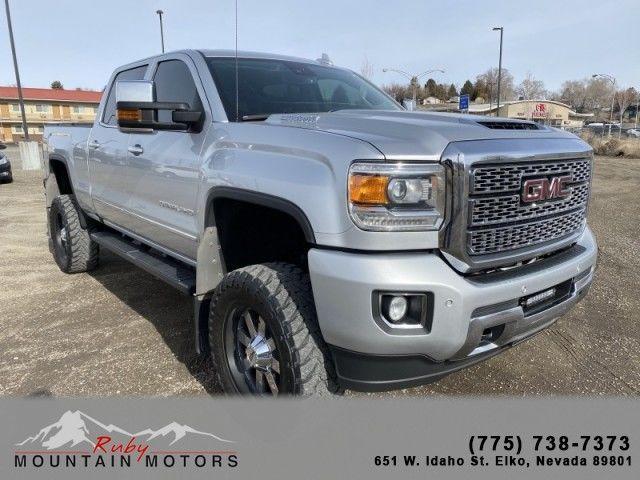 2018 - GMC - Sierra 3500HD - $64,995