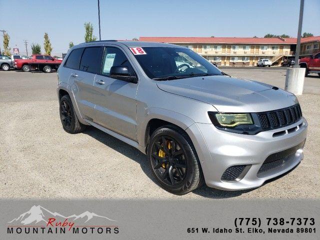 2018 - Jeep - Grand Cherokee - $76,995