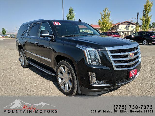 2019 - Cadillac - Escalade ESV - $63,995