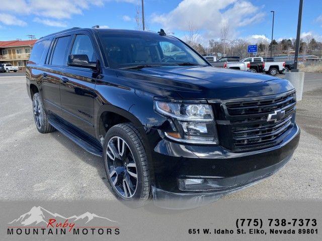 2019 - Chevrolet - Suburban - $61,995