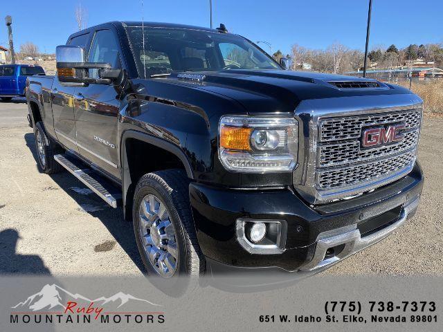 2019 - GMC - Sierra 2500HD - $63,995