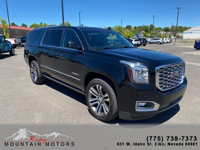 2019 - GMC - Yukon XL - $68,995