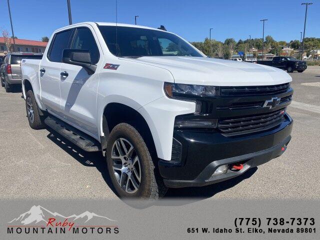 2020 - Chevrolet - Silverado 1500 - $55,995