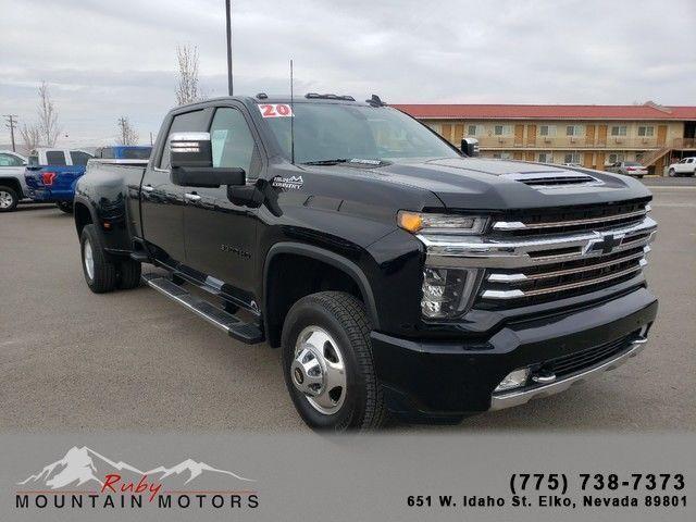 2020 - Chevrolet - Silverado 3500HD - $70,995