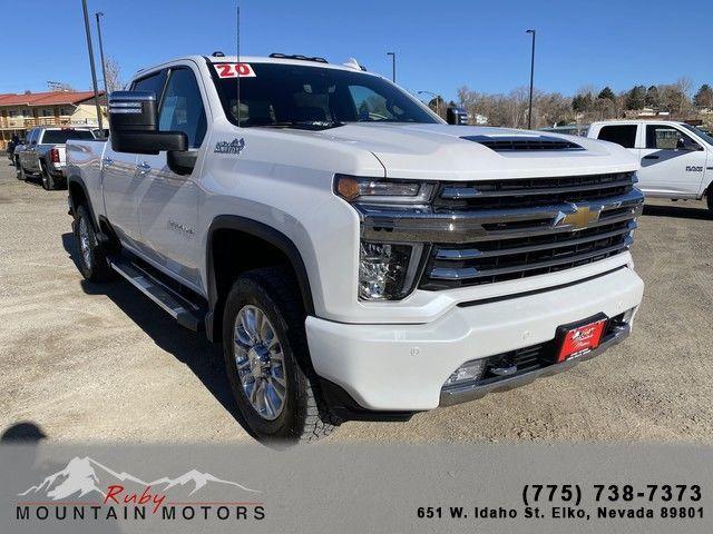 2020 - Chevrolet - Silverado 3500HD - $69,995