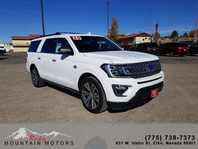 2020 - Ford - Expedition Max - $72,995