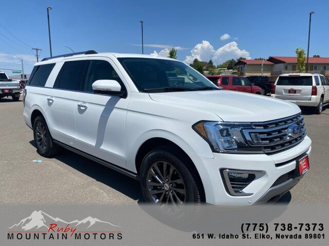 2020 - Ford - Expedition Max - $61,995
