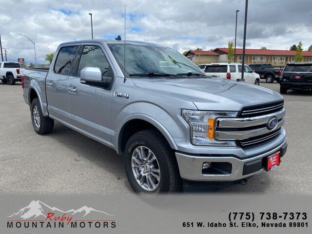 2020 - Ford - F-150 - $53,995